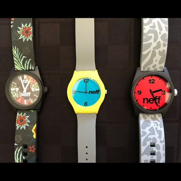 Neff Other - Neff Watches (3 for $30.00)